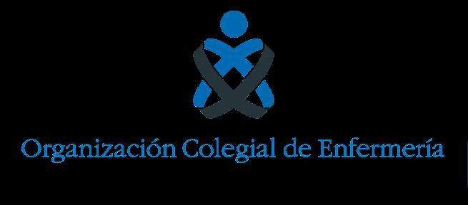 Logo Organización Colegial Enfermería