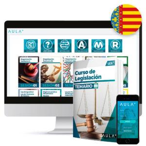 Curso Legislación Valencia